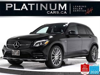 Used 2017 Mercedes-Benz GL-Class AMG GLC43, NAV, PANO, CAM, AMG PKG, PREMIUM PKG for sale in Toronto, ON