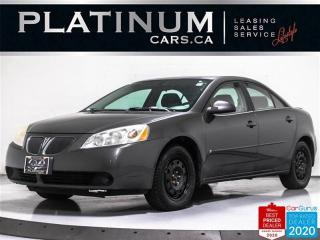 Used 2006 Pontiac G6 SE, POWER WINDOWS, POWER LOCKS, CLEAN CARFAX for sale in Toronto, ON