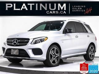 Used 2017 Mercedes-Benz GLE-Class AMG GLE43, PREMIUM, NAV, 360 CAM, PANO, HARMAN for sale in Toronto, ON