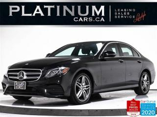 Used 2019 Mercedes-Benz E-Class E450 4MATIC, NAV, TECH PKG, AMG, DISTRONIC, BURMES for sale in Toronto, ON