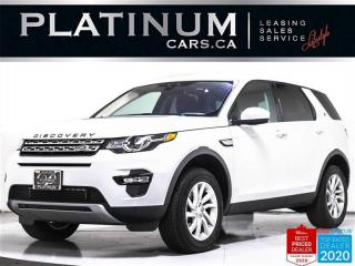 Used 2017 Land Rover Discovery Sport HSE, AWD, 7 PASS, NAV, PANO, CAM, HEATED for sale in Toronto, ON