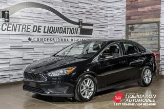 Used 2016 Ford Focus SE+MAGS+VOLANT CHAUFFANT+GR ELECTRIQUE+AIR CLIM for sale in Laval, QC