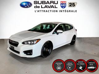 Used 2018 Subaru Impreza 2.0i Commodité Awd Hatchback for sale in Laval, QC
