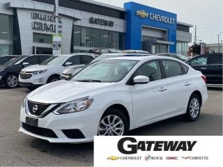 Used 2019 Nissan Sentra S / | SUNROOF / HEATED SEATS / REAR CAMERA / for sale in Brampton, ON