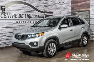 Used 2013 Kia Sorento LX + PRISE USB + AIR CLIM +BLUETOOTH for sale in Laval, QC