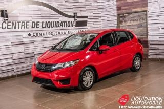 Used 2015 Honda Fit LX+GR ELECTRIQUE+AIR CLIM for sale in Laval, QC