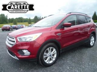 Used 2018 Ford Escape AWD for sale in East broughton, QC