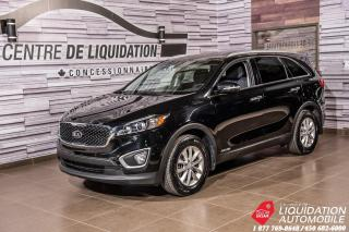Used 2017 Kia Sorento LX+V6+AWD+7 PASSAGER+CAMERA DE RECUL for sale in Laval, QC