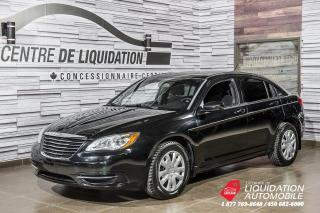 Used 2012 Chrysler 200 LX for sale in Laval, QC