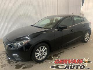 Used 2016 Mazda MAZDA3 GS Mags Caméra GPS A/C Toit ouvrant for sale in Trois-Rivières, QC