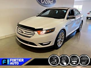 Used 2016 Ford Taurus Berline 4 portes Limited traction intégr for sale in Montréal, QC