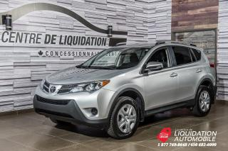 Used 2015 Toyota RAV4 LE + BLUETOOTH + AIR CLIM for sale in Laval, QC