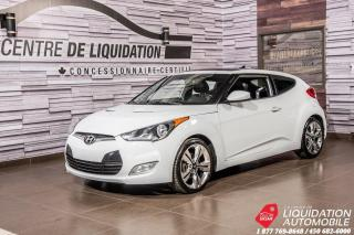 Used 2013 Hyundai Veloster w/Tech for sale in Laval, QC
