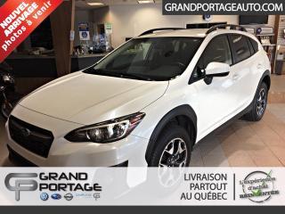 Used 2019 Subaru XV Crosstrek Tourisme CVT for sale in Rivière-Du-Loup, QC