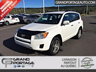 Used 2012 Toyota RAV4 4 portes, 4 roues motrices, 4 cyl. en li for sale in Rivière-Du-Loup, QC
