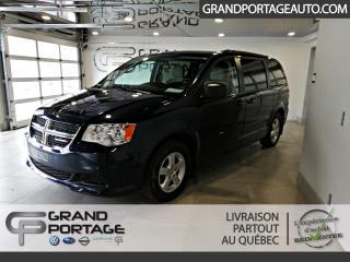 Used 2012 Dodge Grand Caravan Familiale 4 portes SE ***STOW N GO*** for sale in Rivière-Du-Loup, QC
