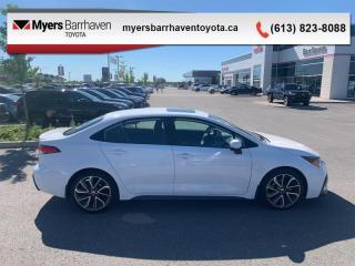 Used 2020 Toyota Corolla SE  - Upgraded Motor -  Aerodynamics - $136 B/W for sale in Ottawa, ON