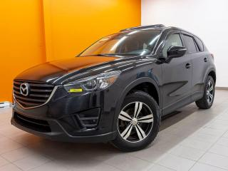 Used 2016 Mazda CX-5 GT AWD ALERTE ANGLES MORTS TOIT OUVRANT NAV *CUIR* for sale in St-Jérôme, QC