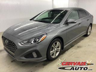Used 2018 Hyundai Sonata Sport Mags Cuir Toit ouvrant Caméra A/C for sale in Shawinigan, QC