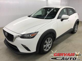 Used 2017 Mazda CX-3 GX GPS BLUETOOTH CAMÉRA for sale in Trois-Rivières, QC