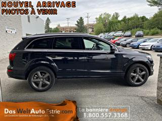 Used 2015 Audi Q7 Quattro TDI Vorsprung, Bas Kilo! for sale in Sherbrooke, QC