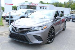 Used 2018 Toyota Camry SE boîte de vitesses automatique for sale in Shawinigan, QC