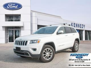 Used 2014 Jeep Grand Cherokee Limited for sale in Oakville, ON