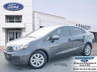 Used 2014 Kia Rio LX for sale in Oakville, ON