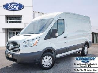 Used 2016 Ford Transit Cargo Van for sale in Oakville, ON