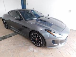 Used 2017 Jaguar F-Type BASE COUPE LEATHER NAVI SUNROOF for sale in Listowel, ON