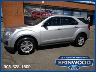 Used 2012 Chevrolet Equinox LS for sale in Mississauga, ON