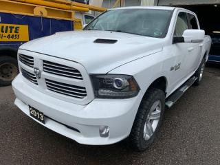 Used 2013 RAM 1500 Sport SWB for sale in Peterborough, ON