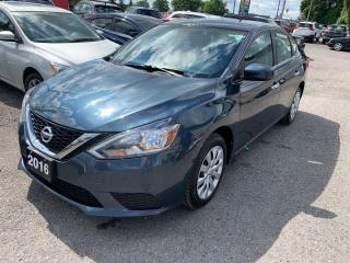 Used 2016 Nissan Sentra S for sale in Peterborough, ON