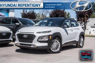 Used 2019 Hyundai KONA PREFERED TOIT NOIR**A/C, MAGS, CAMÉRA, DÉMARREUR** for sale in Repentigny, QC