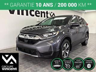 Used 2017 Honda CR-V LX AWD ** GARANTIE 10 ANS ** Fiable et sécuritaire, la réputation du CR-V n'est plus à faire! for sale in Shawinigan, QC