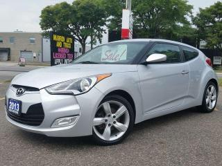 Used 2013 Hyundai Veloster 6SPD for sale in Cambridge, ON