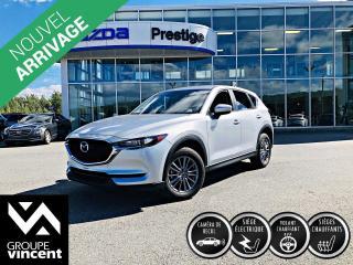 Used 2017 Mazda CX-5 GS ** GARANTIE 10 ANS ** Découvrez l'âme du mouvement Mazda! for sale in Shawinigan, QC