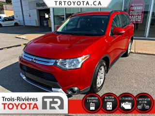 Used 2015 Mitsubishi Outlander 4 portes SE, Traction intégrale for sale in Trois-Rivières, QC