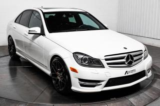 Used 2012 Mercedes-Benz C-Class C 300 A/C MAGS BLUETOOTH for sale in St-Hubert, QC