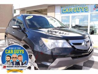 Used 2009 Acura MDX Elite | Navigation, Memory Seat. for sale in Prince Albert, SK