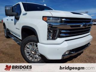 New 2020 Chevrolet Silverado 2500 HD High Country for sale in North Battleford, SK