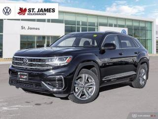 New 2020 Volkswagen Atlas Cross Sport Execline ***DEMO*** Price includes Winter Tire Package for sale in Winnipeg, MB