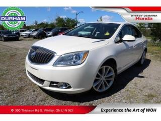 Used 2014 Buick Verano 4DR SDN LEATHER for sale in Whitby, ON
