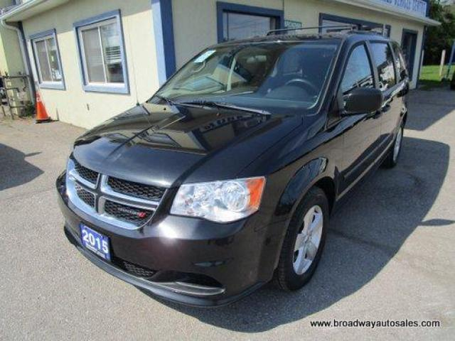 2015 Dodge Grand Caravan FAMILY MOVING SE EDITION 7 PASSENGER 3.6L - V6.. ECON-BOOST PACKAGE.. MIDDLE BENCH.. REAR STOW-N-GO.. CD/AUX INPUT.. KEYLESS ENTRY..