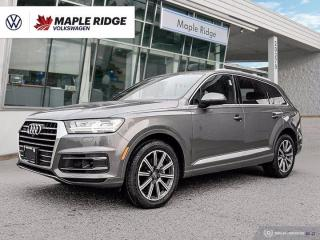 Used 2017 Audi Q7 3.0T Technik for sale in Maple Ridge, BC