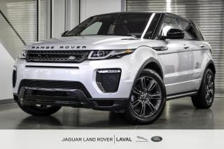 Used 2019 Land Rover Evoque Landmark Special Edition *NOUVELLE ARRIVÉE!* for sale in Laval, QC