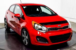 Used 2013 Kia Rio SX HATCH TOIT CAMERA DE RECUL A/C MAGS for sale in Île-Perrot, QC