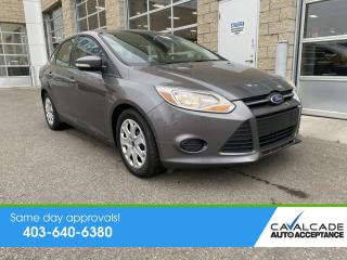 Used 2014 Ford Focus SE for sale in Calgary, AB