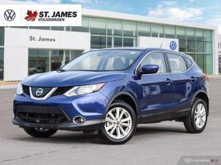 Used 2019 Nissan Qashqai SV, Clean Carfax, Push to Start, Heated Seats for sale in Winnipeg, MB
