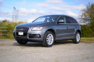 Used 2016 Audi Q5 2.0T Progressiv *LEATHER* *NAVIGATION* *SUNROOF* *MEMORY SEATS* for sale in Surrey, BC